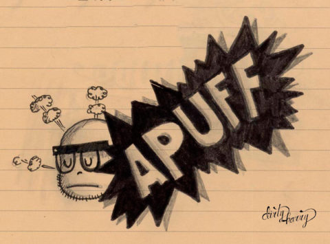 Dirty Harry - Apuff