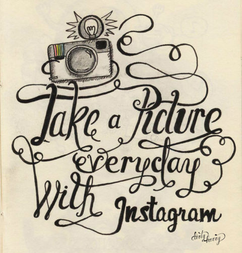 Dirty Harry - Take a picture everyday with instagram