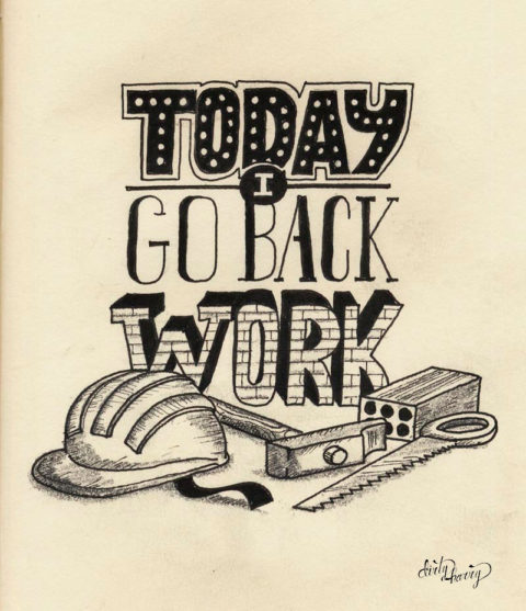 Dirty Harry - Today i go back work