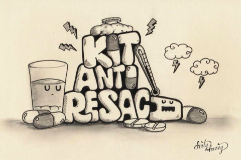 Dirty Harry - Kit anti resaca