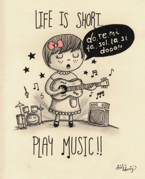 Dirty Harry - Life is short. Play music 02