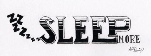 Dirty Harry - Sleep more