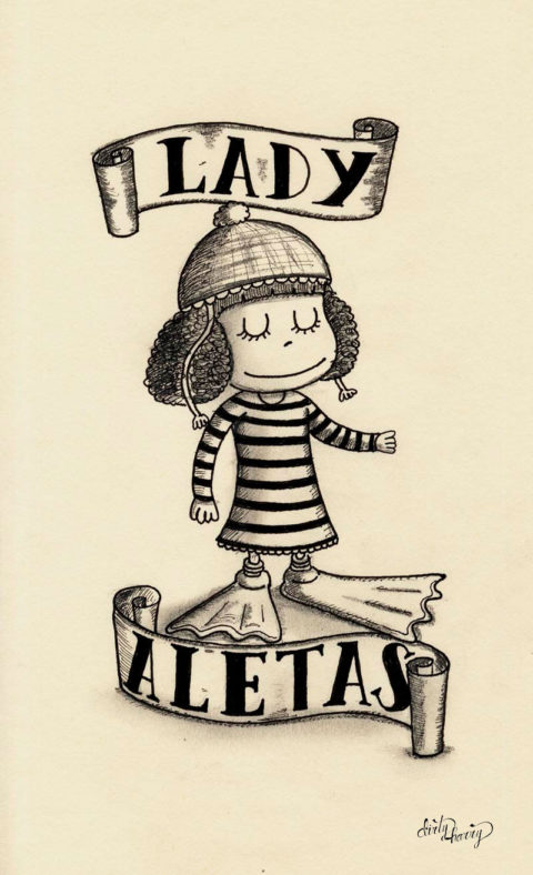 Dirty Harry - Lady aletas