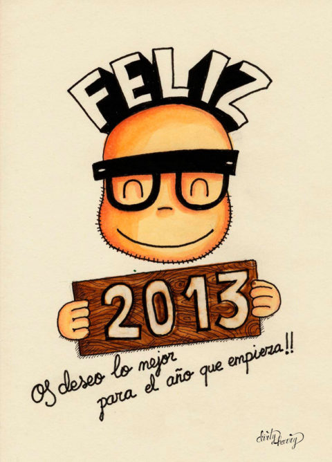 Dirty Harry - Feliz 2013