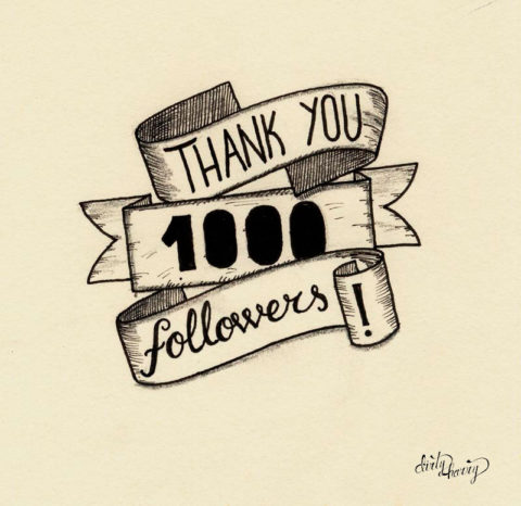 Dirty Harry - Thank you 1000 folowers