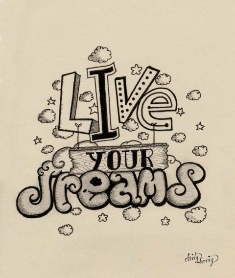 Dirty Harry - Live your dreams