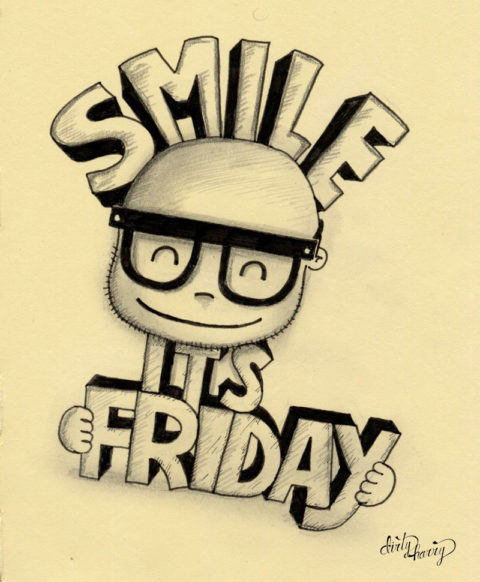 Dirty Harry - Smile its friday