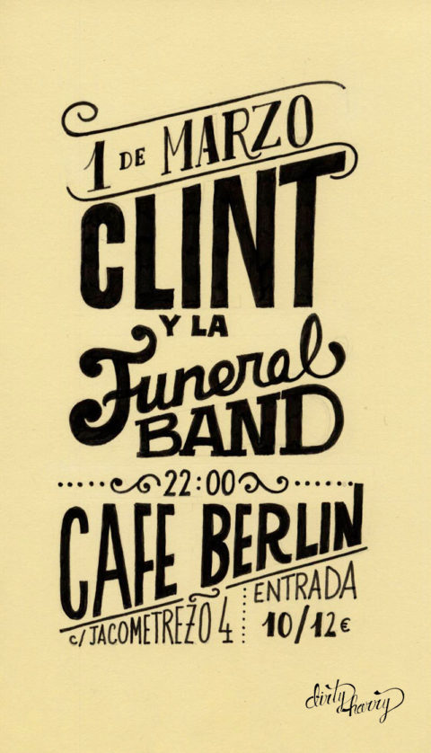 Dirty Harry - Clint y la funeral band
