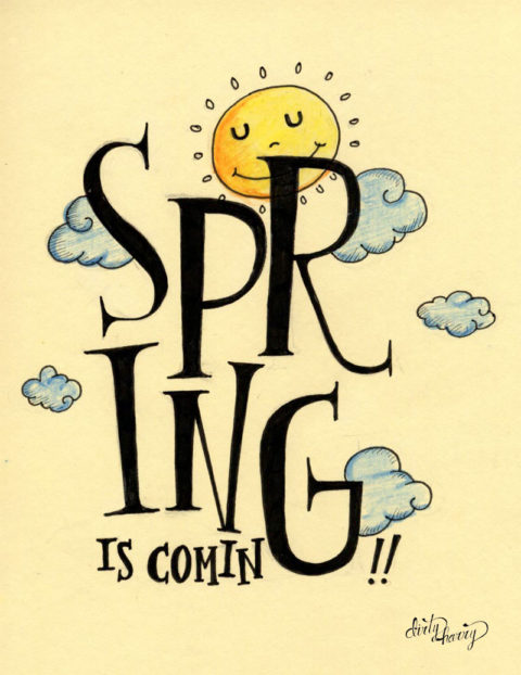 Dirty Harry - Spring is coming
