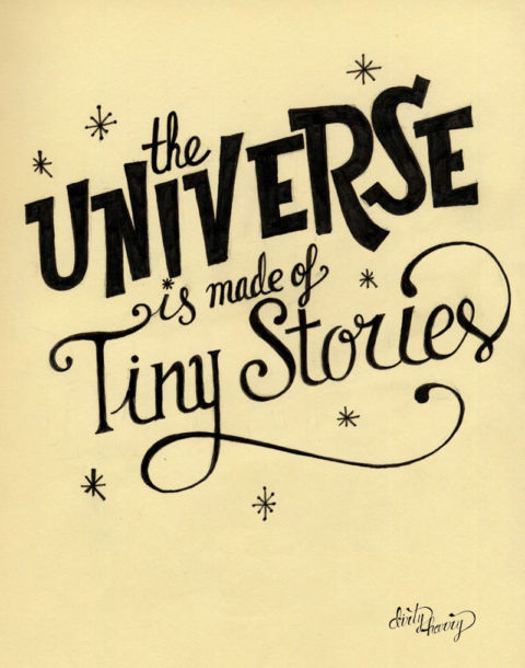 Dirty Harry - The universe is made of tyni stories