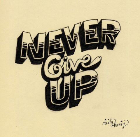 Dirty Harry - Never give up