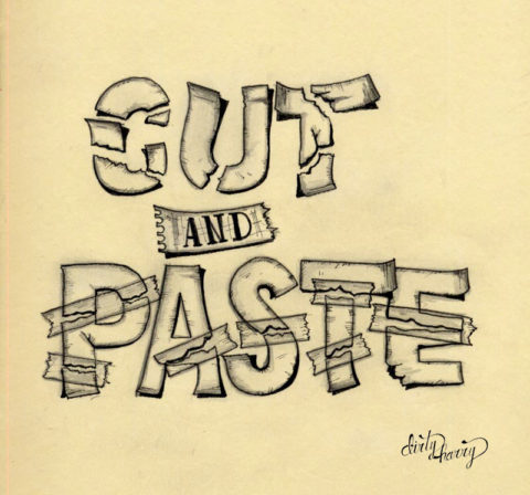 Dirty Harry - Cut and paste