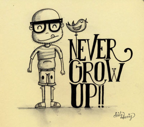 Dirty Harry - Never grow up