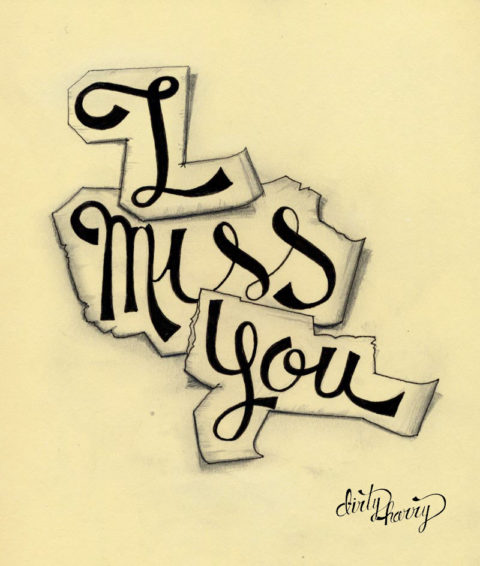 Dirty Harry - I miss you