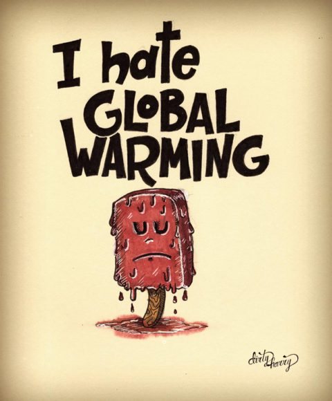Dirty Harry - I hate global warming