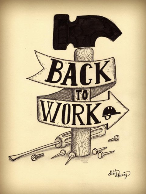 Dirty Harry - Back to work