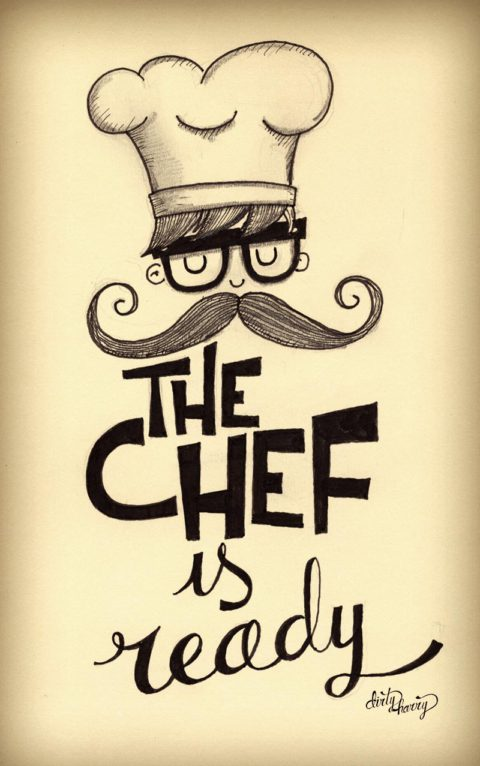 Dirty Harry - The chef is ready