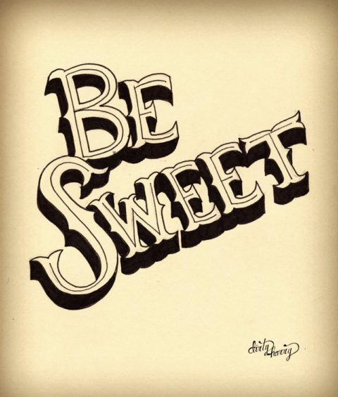Dirty Harry - Be sweet
