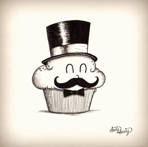 Dirty Harry - Cupcake maitane 01