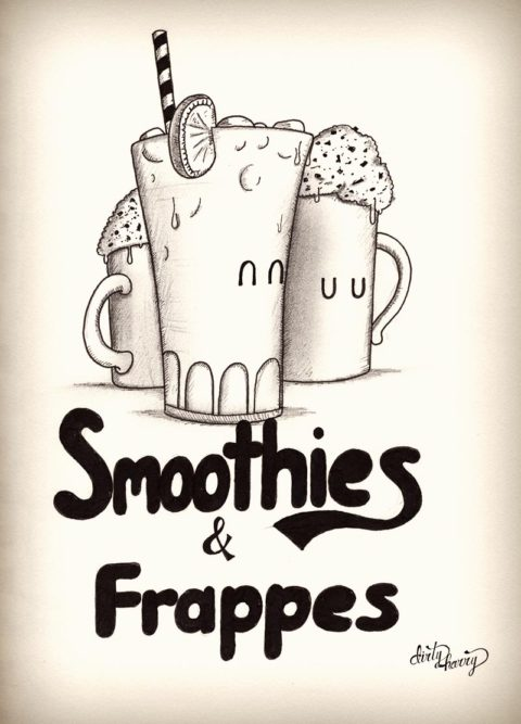 Dirty Harry - Smoothies & Frappes