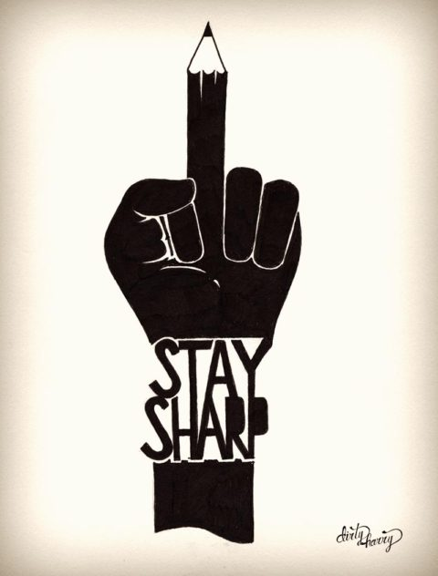 Dirty Harry - Stay sharp