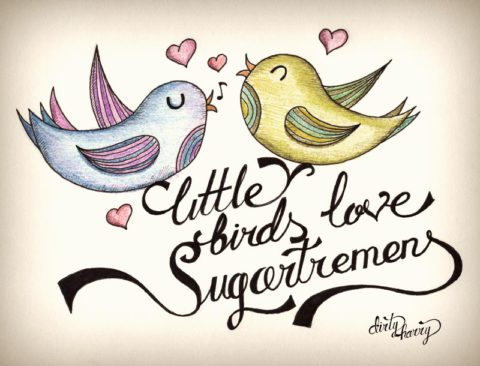 Dirty Harry - Little birds love sugartremens