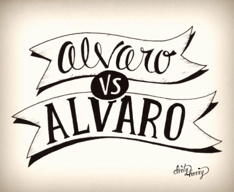 Dirty Harry - Alvaro vs Alvaro