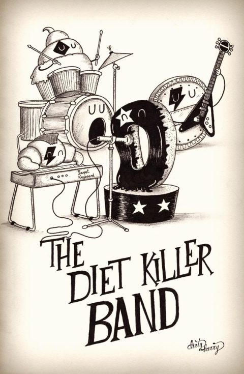 Dirty Harry - The diet killer band