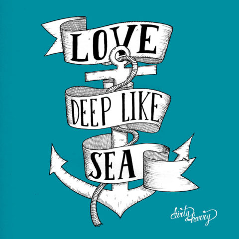 Dirty Harry - Love deep like sea