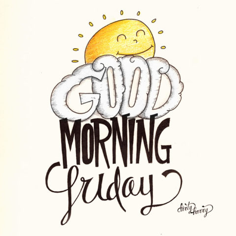 Dirty Harry - Good morning friday
