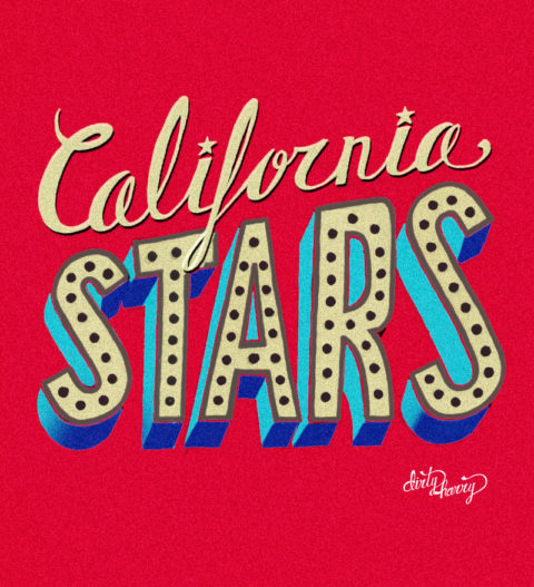 Dirty Harry - California Stars