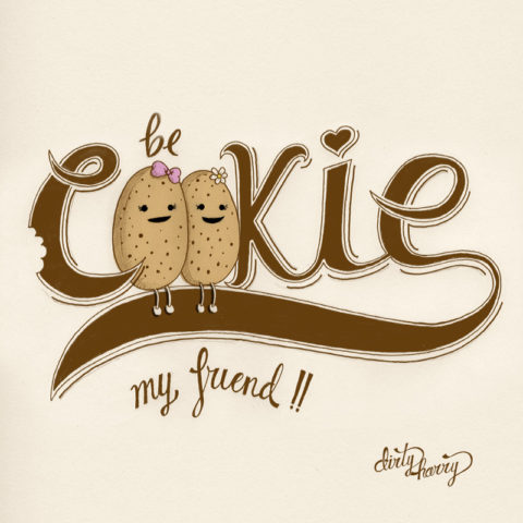 Dirty Harry - Be cookie my friend