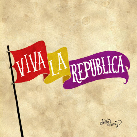 Dirty Harry - Viva la república