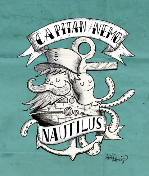 Dirty Harry - Capitan Nemo Nautilus