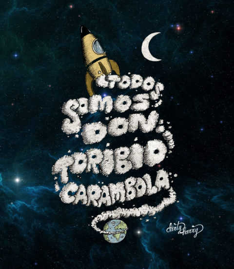 Dirty Harry - Todos somos Don Toribio Carambola