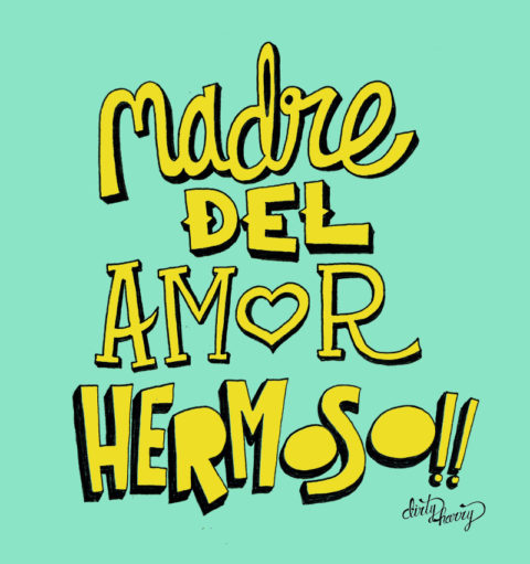 Dirty Harry - Madre del amor hermoso