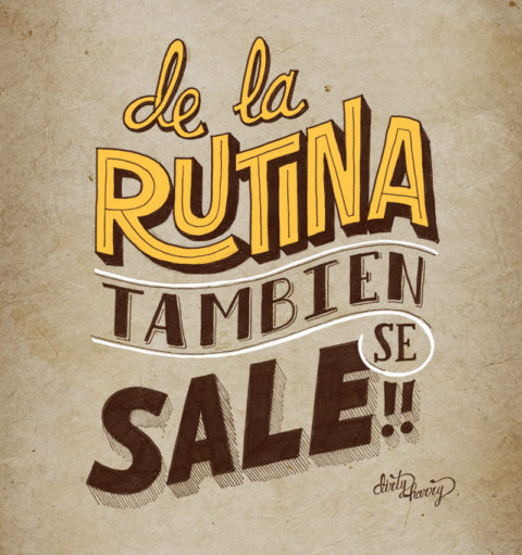 Dirty Harry - De la rutina también se sale