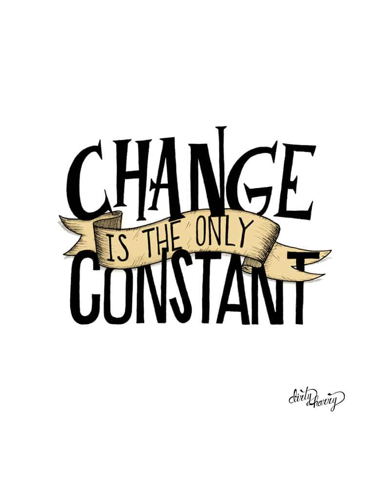 Dirty Harry - Change is the only constant 01