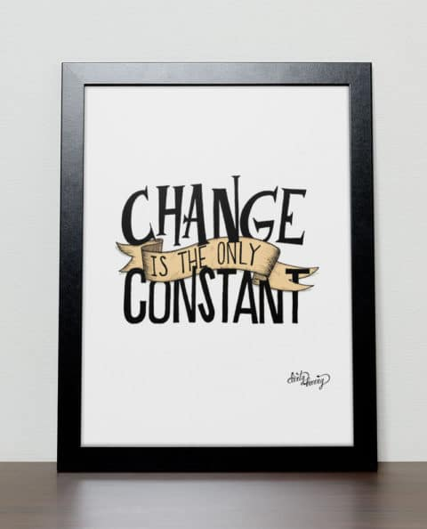 Dirty Harry - Change is the only constant