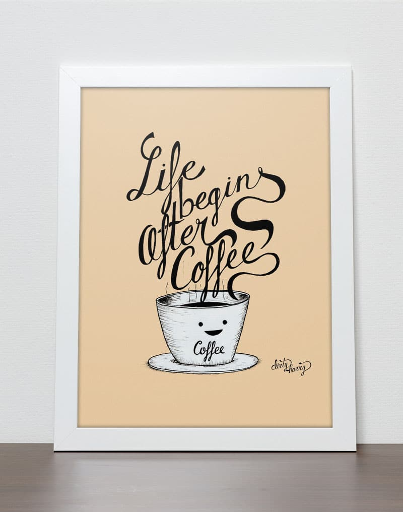 Dirty Harry - Life begins after coffee