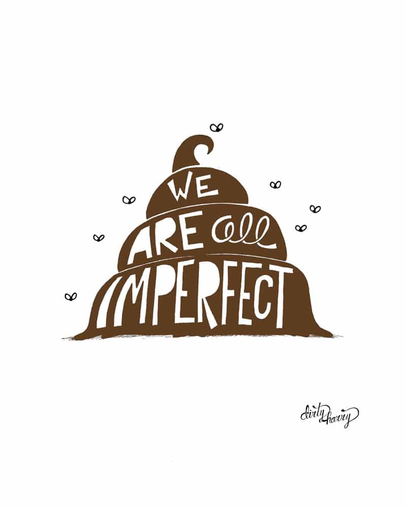 Dirty Harry - We are all imperfect - 01