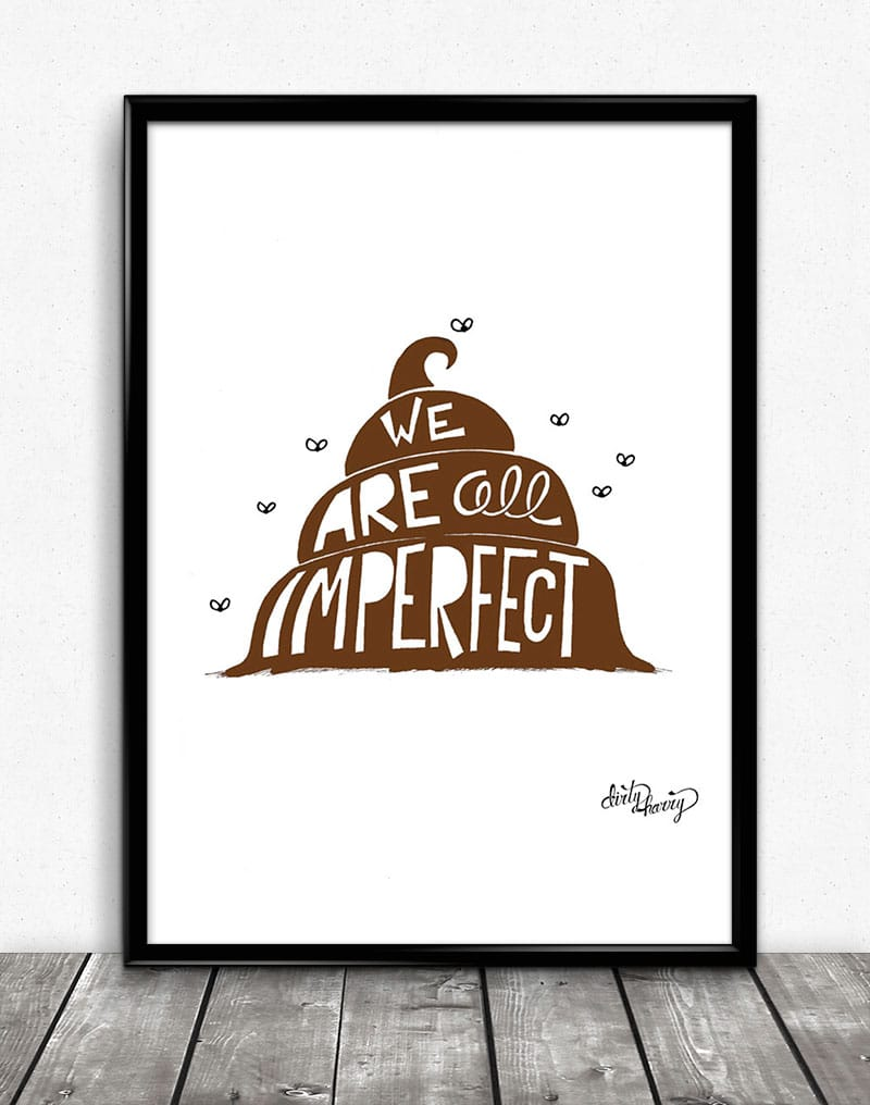 Dirty Harry - We are all imperfect